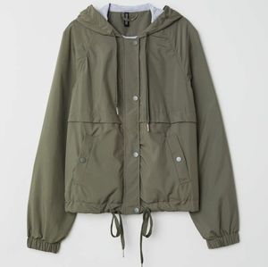 Hooded jacked H&M